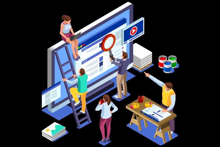 especialistas para criação de sites em maceió